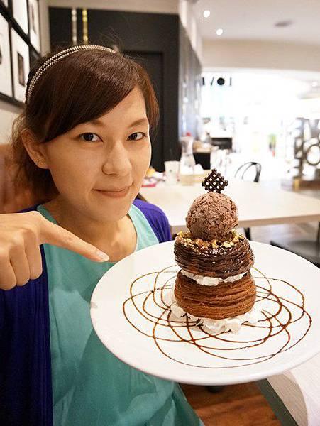 Love One 樂昂咖啡 att4fun 台北信義區餐廳 蜜糖領結 可頌圈14