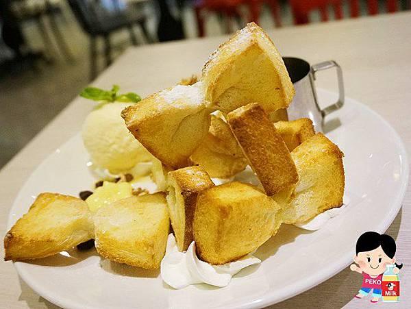 Love One 樂昂咖啡 att4fun 台北信義區餐廳 蜜糖領結 可頌圈17