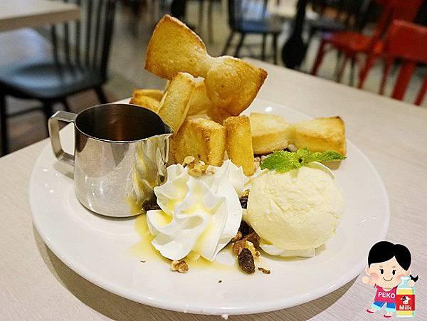Love One 樂昂咖啡 att4fun 台北信義區餐廳 蜜糖領結 可頌圈16