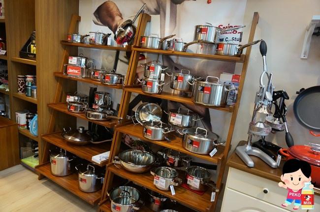 均岱體驗廚房 均岱鍋具 免費課程  廚藝教室 免費廚藝課程 分子料理 Hello Kitty水瓶 SCANPAN05