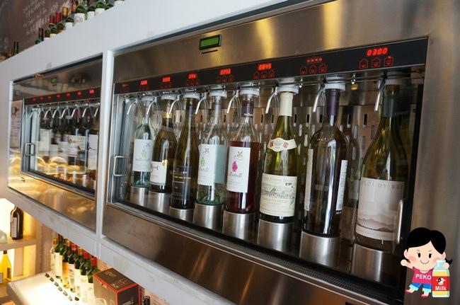 HoWINE & CAFE 東區下午茶 東區輕食 紅白酒單杯機 東區甜點 玫瑰蘋果塔 東區咖啡館18