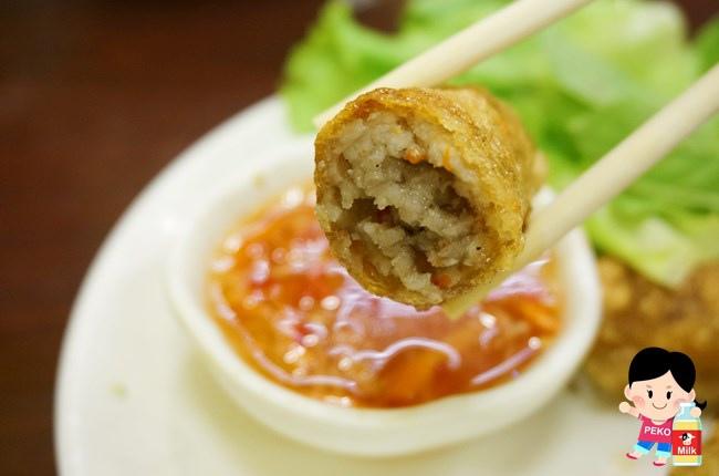 江子翠美食 佩佩越式料理  江子翠餐廳 河粉 米線11