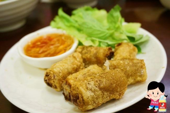 江子翠美食 佩佩越式料理  江子翠餐廳 河粉 米線10