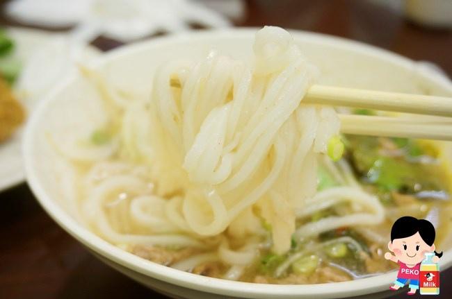 江子翠美食 佩佩越式料理  江子翠餐廳 河粉 米線06