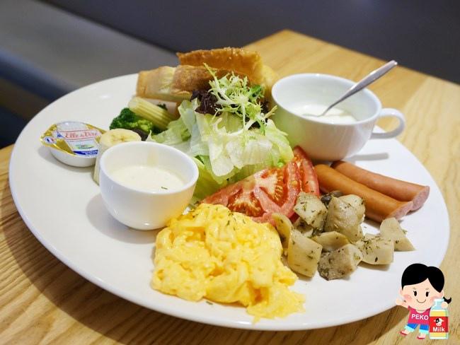 佐曼咖啡館 Jumane Cafe 中山站咖啡館 松山線咖啡館 中山站早午餐 台北早午餐 中山站米朗琪10