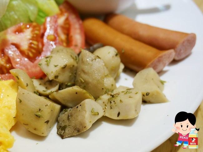 佐曼咖啡館 Jumane Cafe 中山站咖啡館 松山線咖啡館 中山站早午餐 台北早午餐 中山站米朗琪12