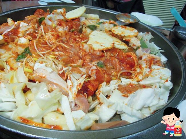 首爾 新村必吃 新村美食 春川辣炒雞排 起司雞排09