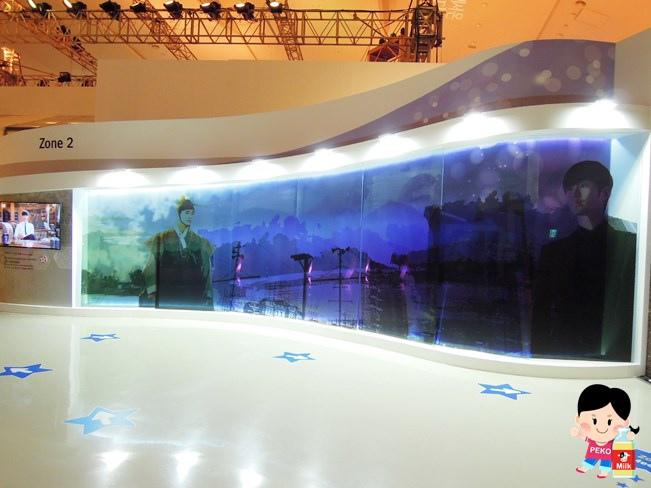 韓劇來自星星的你 來自星星的你展覽 都教授的家 千頌伊的家 來自星星的你場景 韓劇場景 東大門05