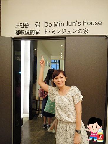 韓劇來自星星的你 來自星星的你展覽 都教授的家 千頌伊的家 來自星星的你場景 韓劇場景 東大門12