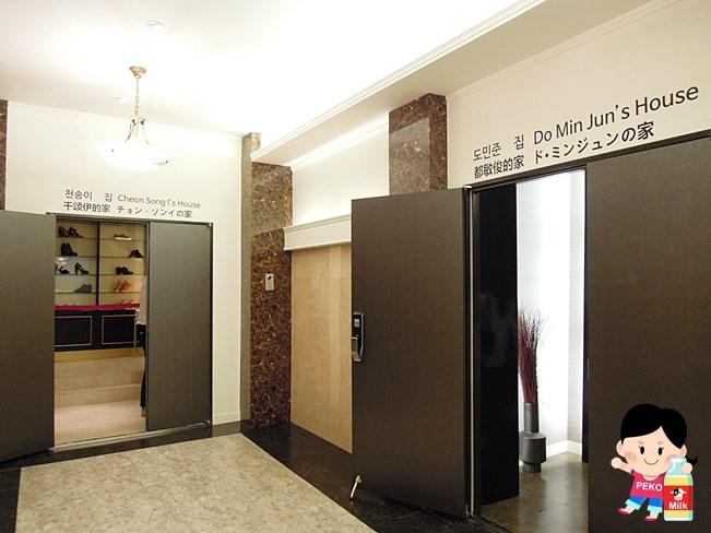 韓劇來自星星的你 來自星星的你展覽 都教授的家 千頌伊的家 來自星星的你場景 韓劇場景 東大門11