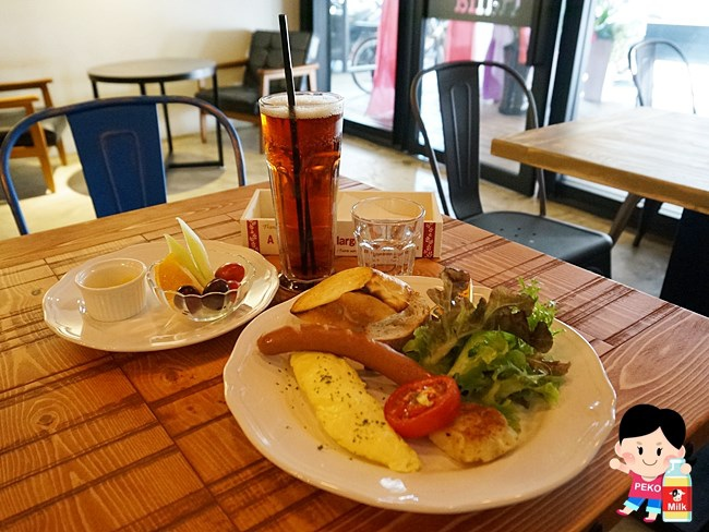 Halla 板橋早午餐 板橋餐廳推薦 Halla早午餐 義大利麵 泰式料理 燉飯 工業風07