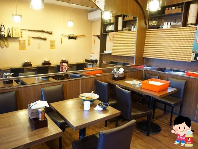 板橋拉麵 板橋日式拉麵 戰國拉麵 板橋三民路餐廳04