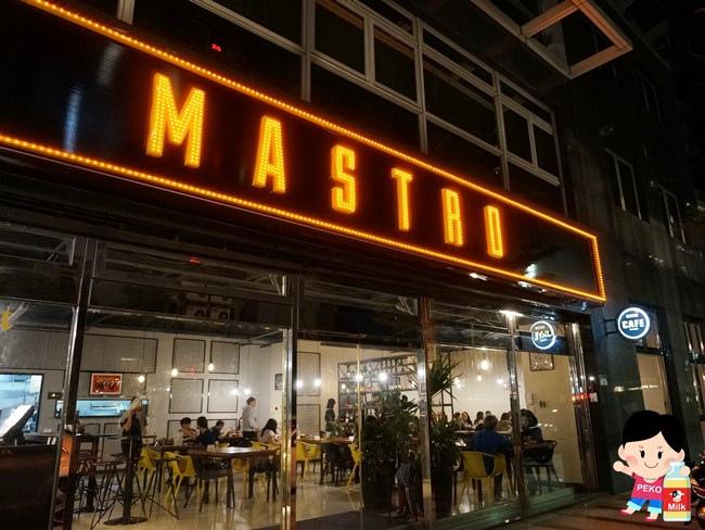 Mastro Cafe 內湖咖啡館 內湖早午餐 台北早午餐 戰斧豬排 牛排01