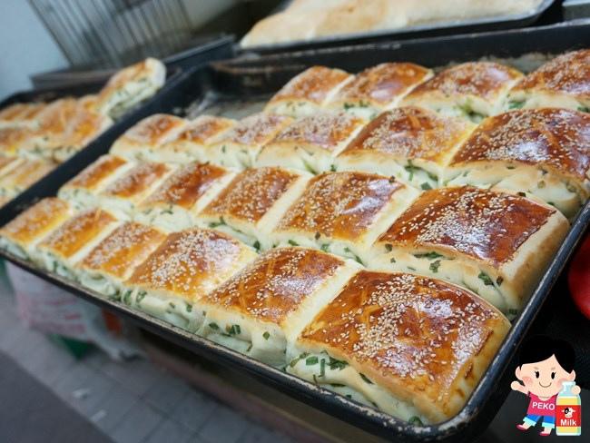 萬華宵夜 龍山寺美食 古早味蔥花餅 永和四海豆漿大王 萬華早餐 24小時美食05