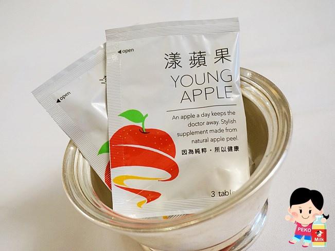 漾蘋果 蘋果多酚 蘋果果膠 健康食品 蘋果益處04