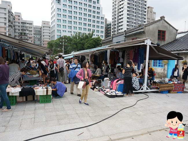 四四南村 簡單市集 Simple Market 生活市集 Second Love 二手市集04