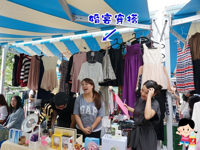 四四南村 簡單市集 Simple Market 生活市集 Second Love 二手市集07