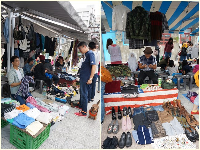 四四南村 簡單市集 Simple Market 生活市集 Second Love 二手市集13