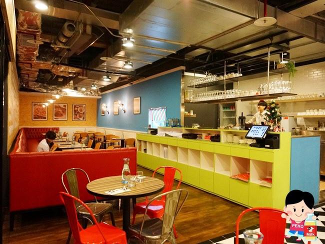 Love, Italy 樂義義大利餐廳 板橋餐廳 麗寶百貨餐廳 板橋樂義地址 披薩 義大利麵 燉飯 拿波里披薩04