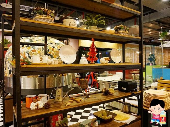 Love, Italy 樂義義大利餐廳 板橋餐廳 麗寶百貨餐廳 板橋樂義地址 披薩 義大利麵 燉飯 拿波里披薩07