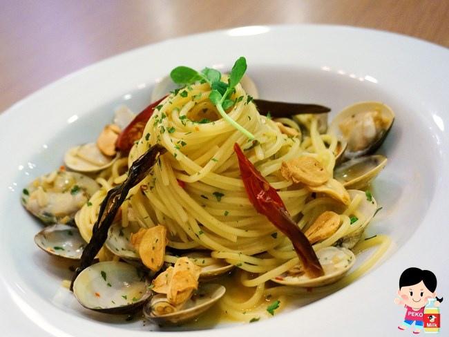 Love, Italy 樂義義大利餐廳 板橋餐廳 麗寶百貨餐廳 板橋樂義地址 披薩 義大利麵 燉飯 拿波里披薩14