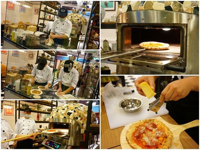 Love, Italy 樂義義大利餐廳 板橋餐廳 麗寶百貨餐廳 板橋樂義地址 披薩 義大利麵 燉飯 拿波里披薩19