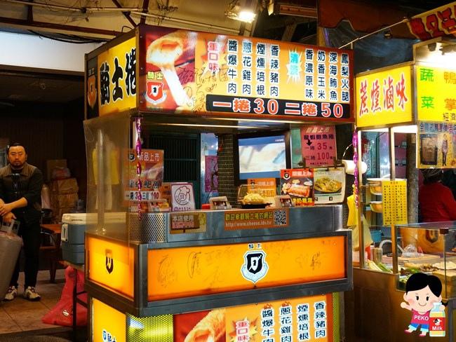 板橋夜市 騎士捲 現炸起司捲 南雅夜市 食尚玩家01