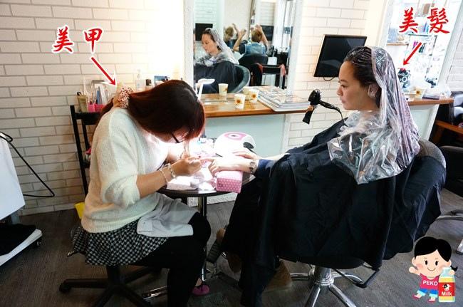 VS. hair salon 台中美髮 台中美甲 台中護髮 台中染髮 台中剪髮 結構式護髮12