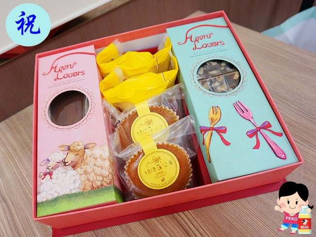 月之戀人 Moon Lovers 新年禮盒 年節禮盒 中秋禮盒 彌月禮盒 喜餅台中喜餅14