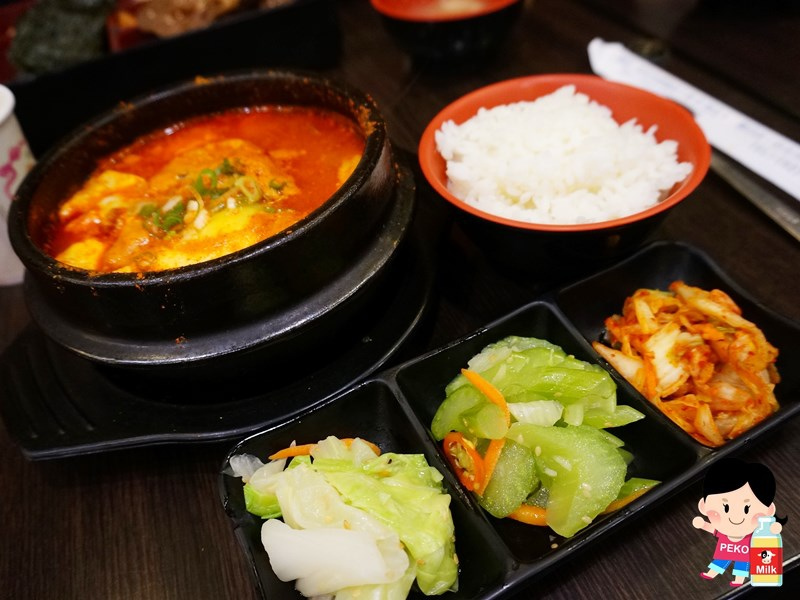 釜山韓國食堂 西門町餐廳 西門町韓式料理 西門町韓國料理 釜山韓國食堂地址06