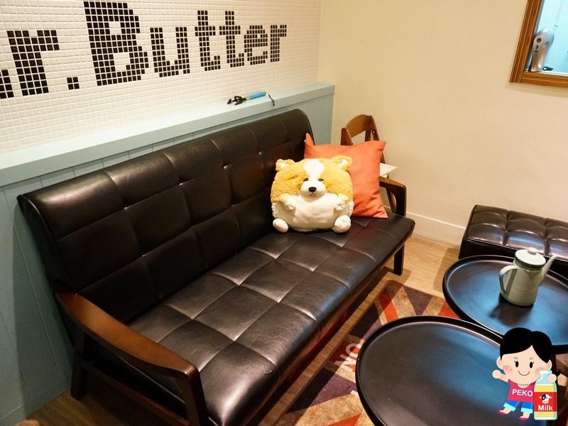 Mr. Butter 奶油先生  Pinkoi 寵物友善餐廳 板橋咖啡店 柯基店狗 板橋寵物餐廳 鹹派 貝果 司康 板橋奶油先生地址04