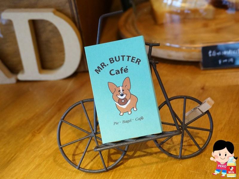 Mr. Butter 奶油先生  Pinkoi 寵物友善餐廳 板橋咖啡店 柯基店狗 板橋寵物餐廳 鹹派 貝果 司康 板橋奶油先生地址12