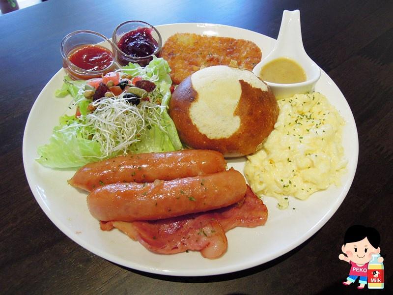 Puchi Loft 小倉庫 板橋早午餐 新埔站餐廳 新埔站美食06
