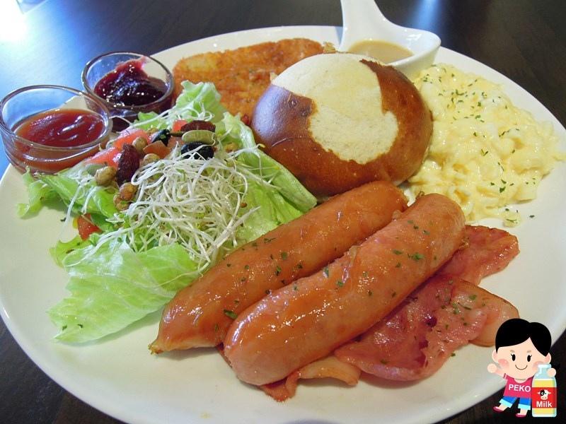 Puchi Loft 小倉庫 板橋早午餐 新埔站餐廳 新埔站美食08