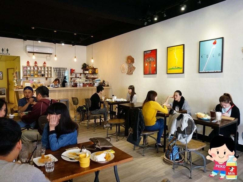 Puchi Loft 小倉庫 板橋早午餐 新埔站餐廳 新埔站美食03