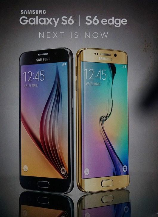 Samsung Galaxy S6  Galaxy S6 Edge Samsung旗艦機  動態對焦 無線充電 閃電快充 雙曲面螢幕 雙曲面側螢幕03