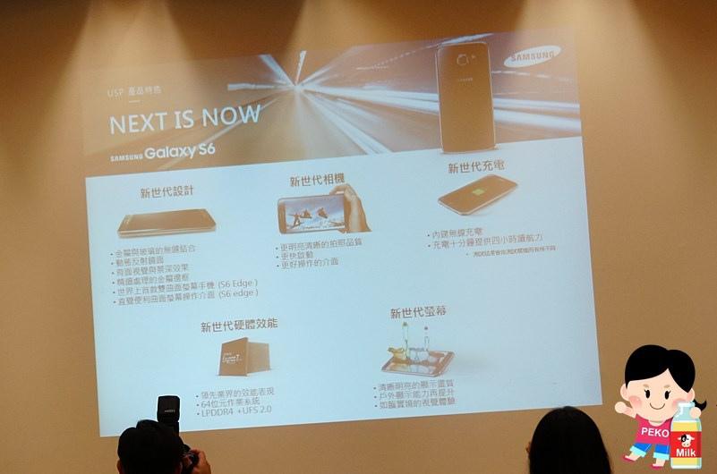 Samsung Galaxy S6  Galaxy S6 Edge Samsung旗艦機  動態對焦 無線充電 閃電快充 雙曲面螢幕 雙曲面側螢幕05