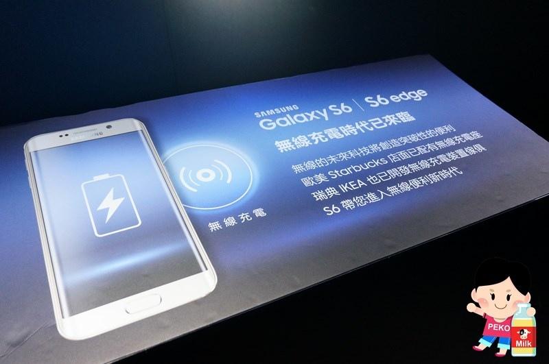 Samsung Galaxy S6  Galaxy S6 Edge Samsung旗艦機  動態對焦 無線充電 閃電快充 雙曲面螢幕 雙曲面側螢幕17