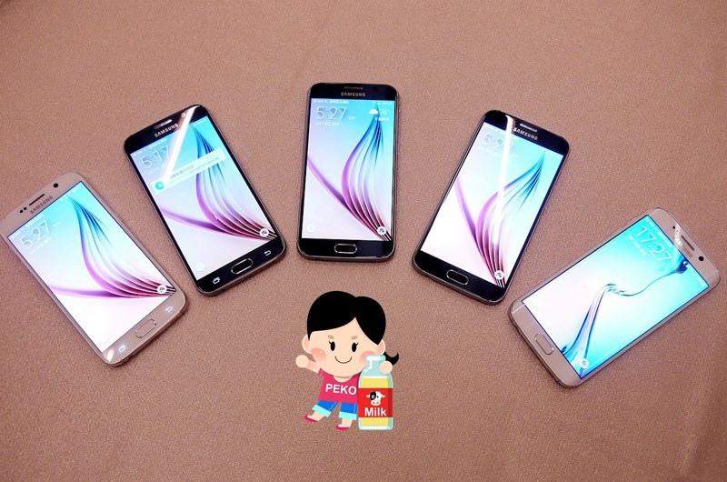 Samsung Galaxy S6  Galaxy S6 Edge Samsung旗艦機  動態對焦 無線充電 閃電快充 雙曲面螢幕 雙曲面側螢幕21