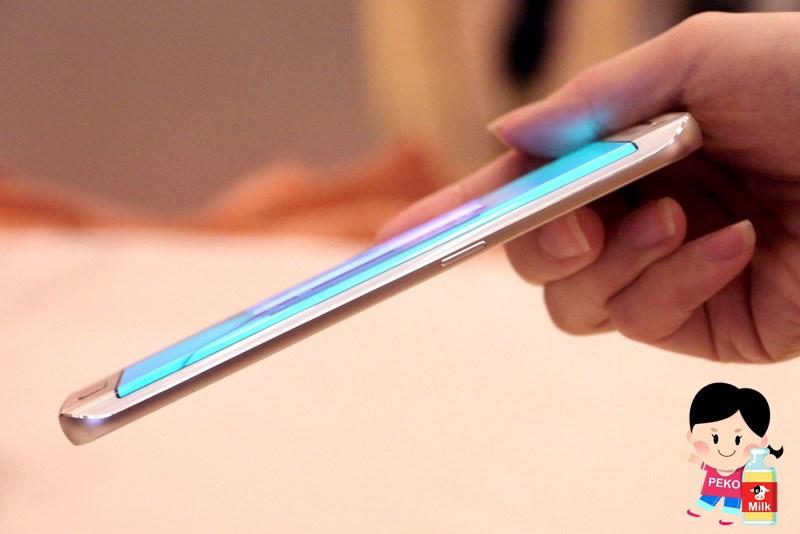 Samsung Galaxy S6  Galaxy S6 Edge Samsung旗艦機  動態對焦 無線充電 閃電快充 雙曲面螢幕 雙曲面側螢幕24