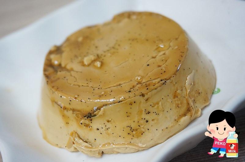 果漾莊園 和菓子 香檸菓子 香橙菓子 法式香草籽鮮奶布丁 日式香草籽黑糖蜜布丁05-2