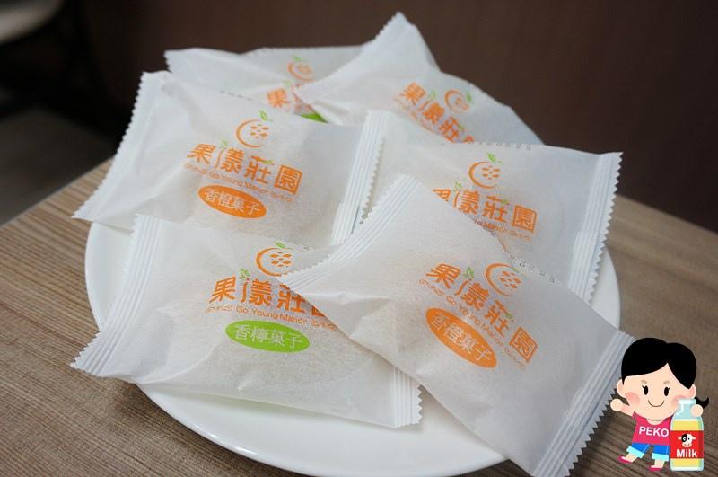 果漾莊園 和菓子 香檸菓子 香橙菓子 法式香草籽鮮奶布丁 日式香草籽黑糖蜜布丁08