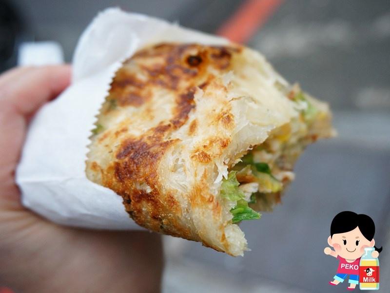 東區蔥抓餅 非常好吃蔥抓餅 食尚玩家推薦 東區下午茶 東區小吃07