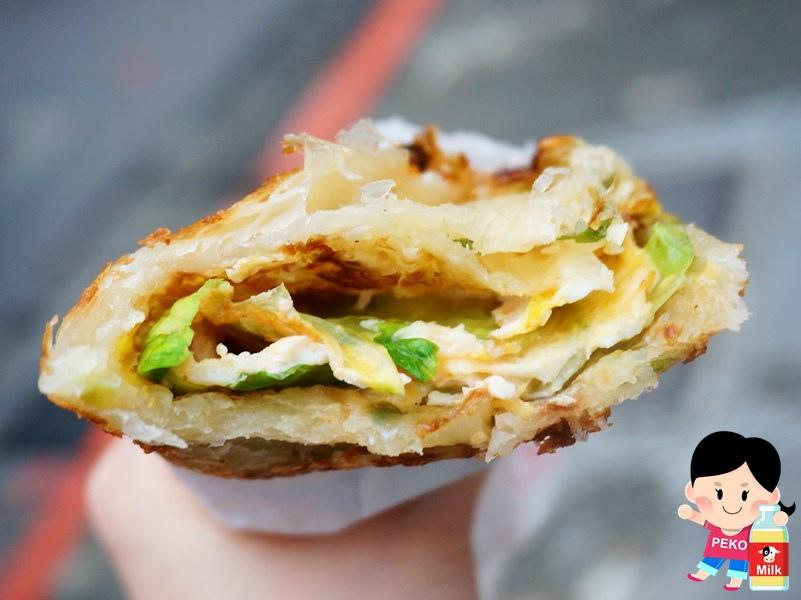 東區蔥抓餅 非常好吃蔥抓餅 食尚玩家推薦 東區下午茶 東區小吃06
