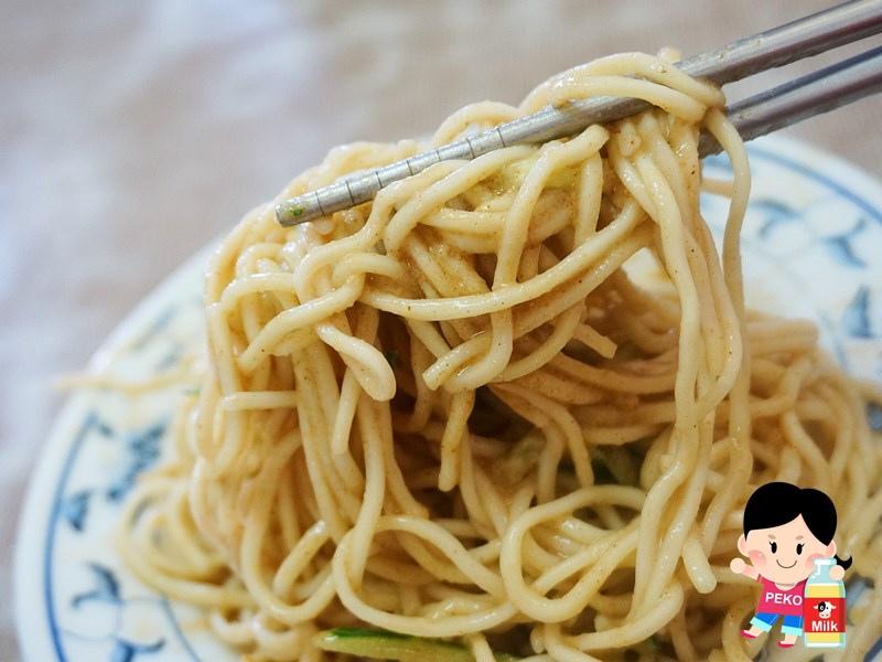 豆腐伯涼麵 東區小吃 東區午餐  銅板美食06