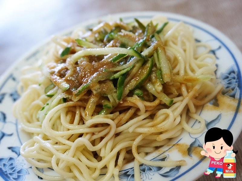 豆腐伯涼麵 東區小吃 東區午餐  銅板美食05