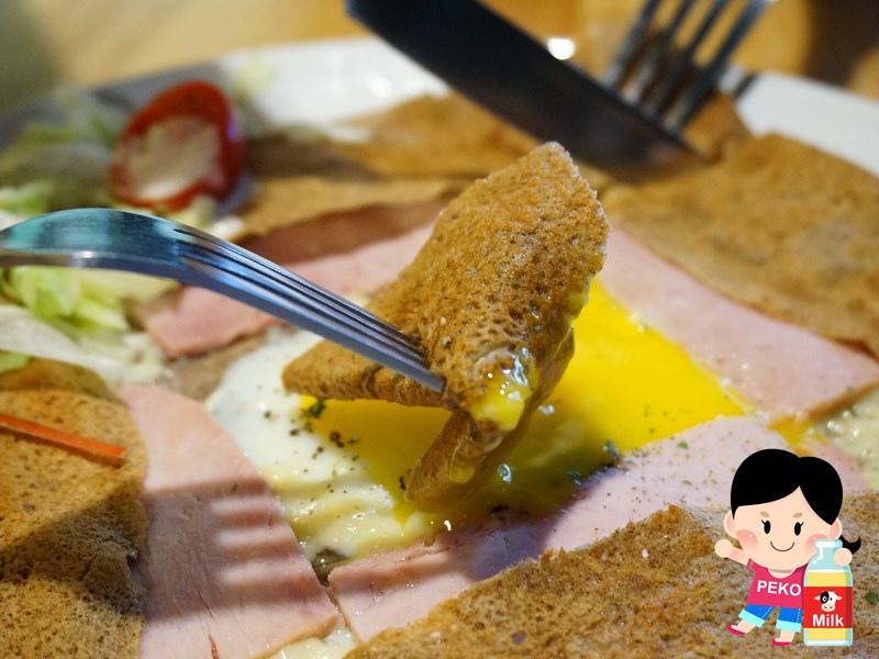 Le Puzzle 法式薄餅小酒館 板橋美食 板橋法式料理 噴火薄餅 新埔站美食14