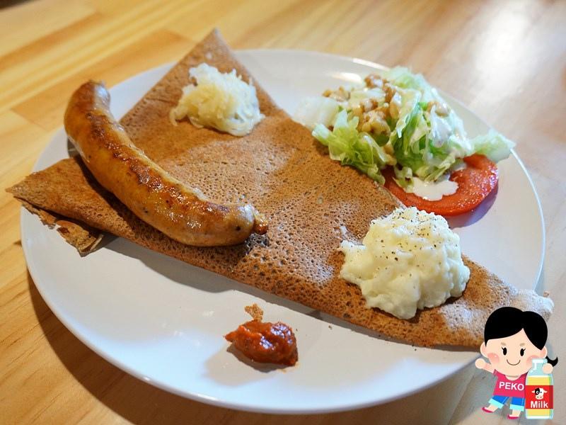 Le Puzzle 法式薄餅小酒館 板橋美食 板橋法式料理 噴火薄餅 新埔站美食15
