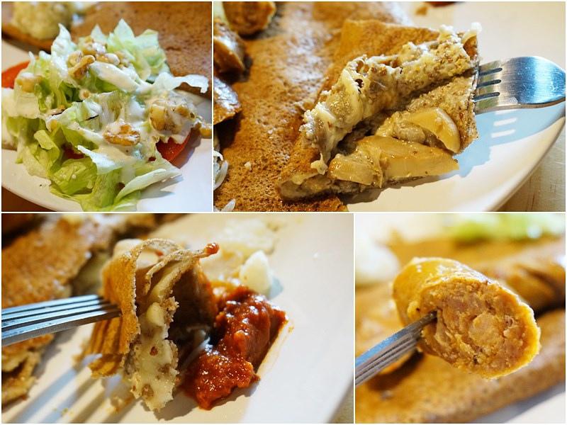 Le Puzzle 法式薄餅小酒館 板橋美食 板橋法式料理 噴火薄餅 新埔站美食16
