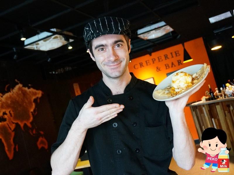Le Puzzle 法式薄餅小酒館 板橋美食 板橋法式料理 噴火薄餅 新埔站美食17